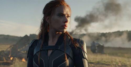 Scarlett Johannson as Black WIdow