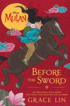 Mulan - Before the Sword book cover