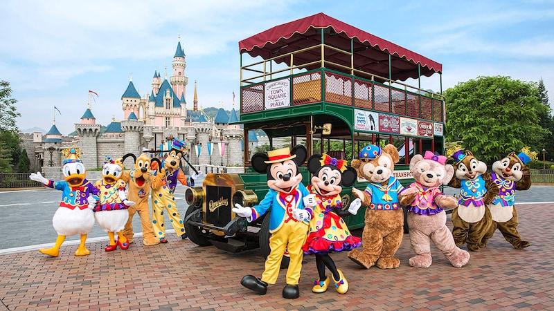 Hong Kong Disneyland temporarily closes its gates to deal with Coronavirus