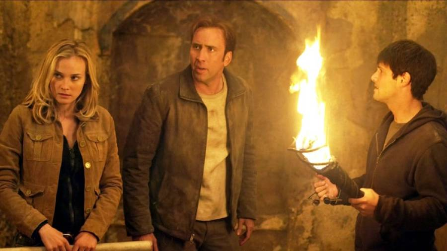 National Treasure 3 reportedly back on track at Disney