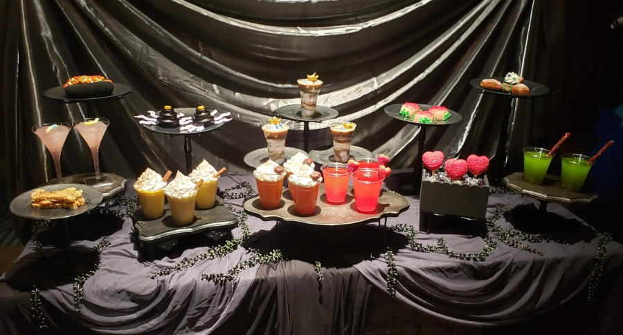 Villains After Hours Foodie Guide - wickedly good exclusive treats   The Disney Blog