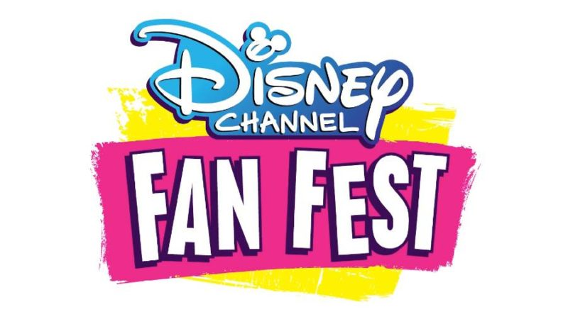 Disney Channel Fan Fest logo