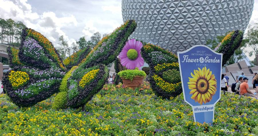 EPCOT Flower and Garden Festival Full Menus are Here | The Disney Blog