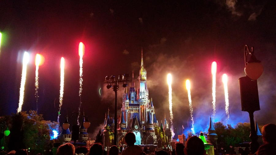 """Three great places to watch """"Happily Ever After"""" fireworks at The Magic Kingdom 