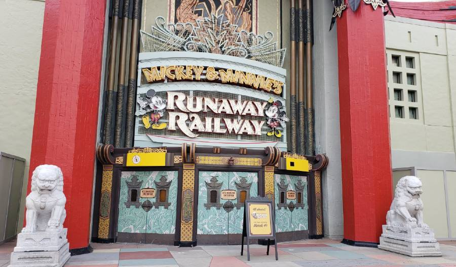 Disney Cast Members share first impressions of Mickey & Minnie's Runaway Railway