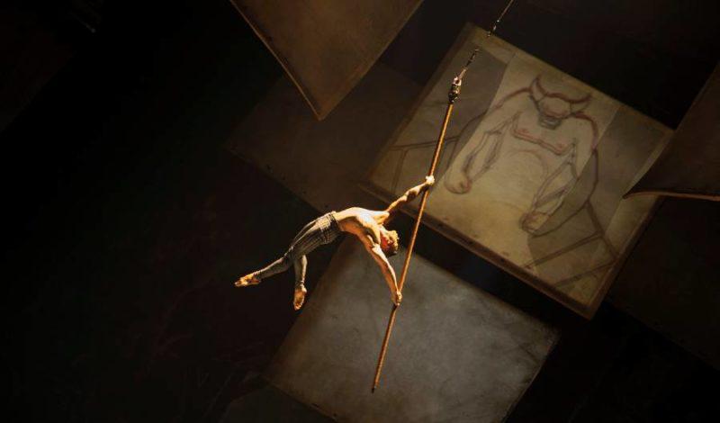 Cirque du Soleil - Drawn to Life at Walt Disney World
