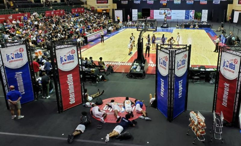 2019 Jr. NBA Global Championship Competition