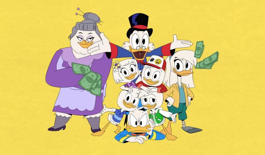 Ducktales season 3 debuts tomorrow, brings back Disney Afternoon characters | The Disney Blog