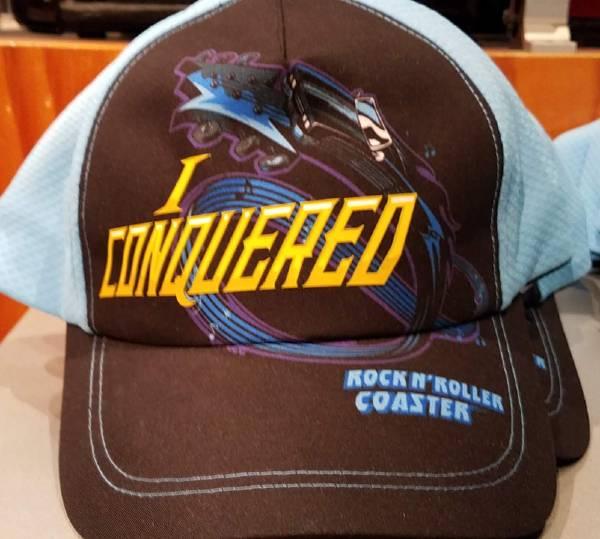 Rock 'n' Roller Coaster Hat