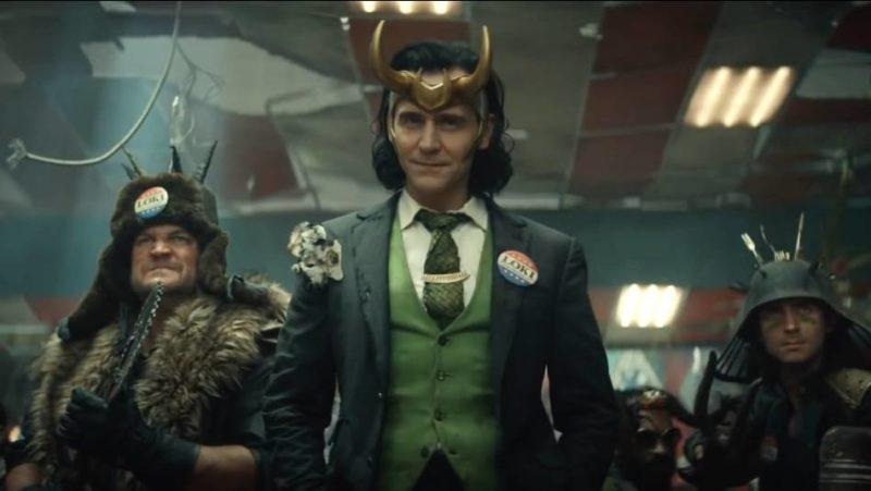 Screengrab from Loki