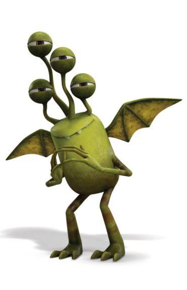 Duncan, voiced by Lucas Neff