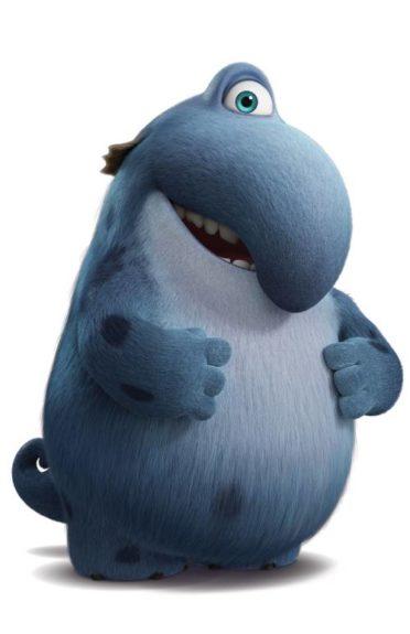 Fritz, voiced by Henry Winkler