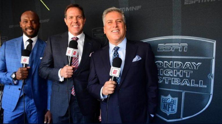 ESPN Monday Night Football announcers