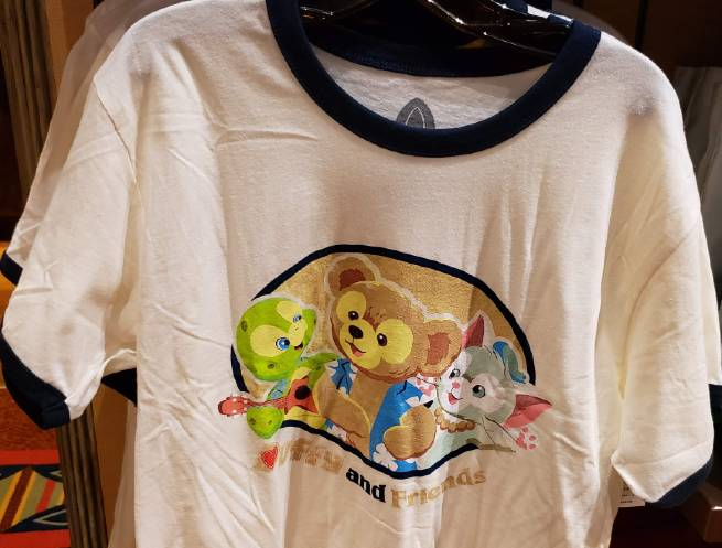 T-shirt from Aulani Resort spotted on sale at Disney's Polynesian