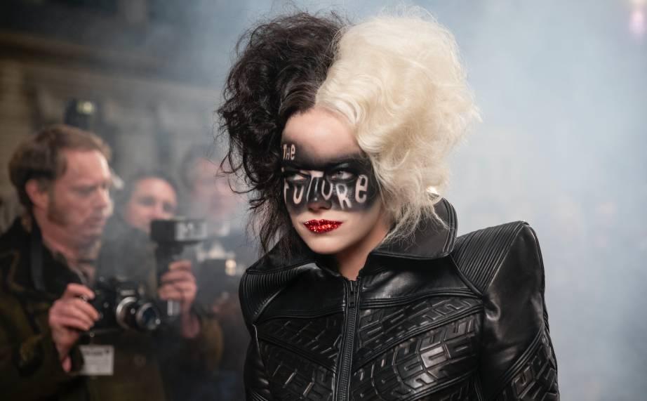 Emma Stone in Disney's 'Cruella'
