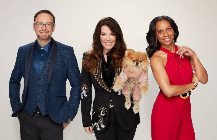 Lisa Vanderpump, Jorge Bendersky and Dr. Callie Harris as celebrity judges