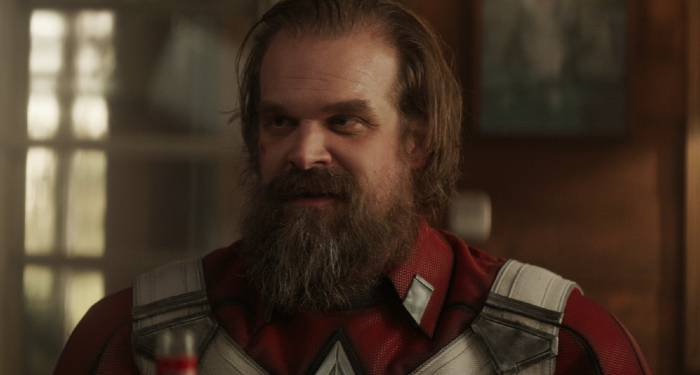 David Harbour as Alexei aka The Red Guardian