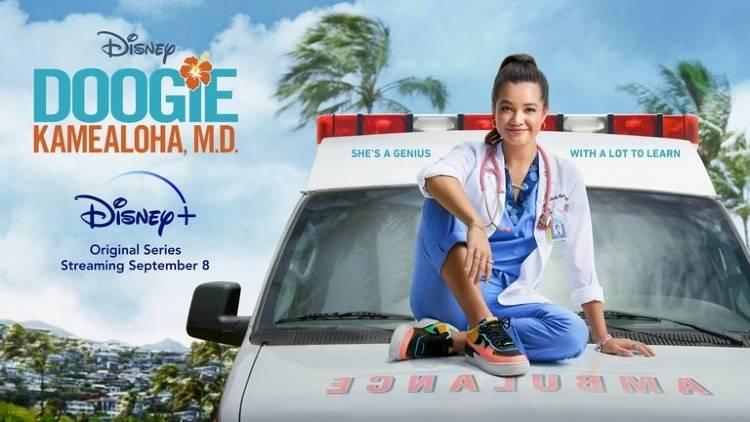 Doogie Kamealoha, M.D To Debut on Disney Plus Sept 8, 2021