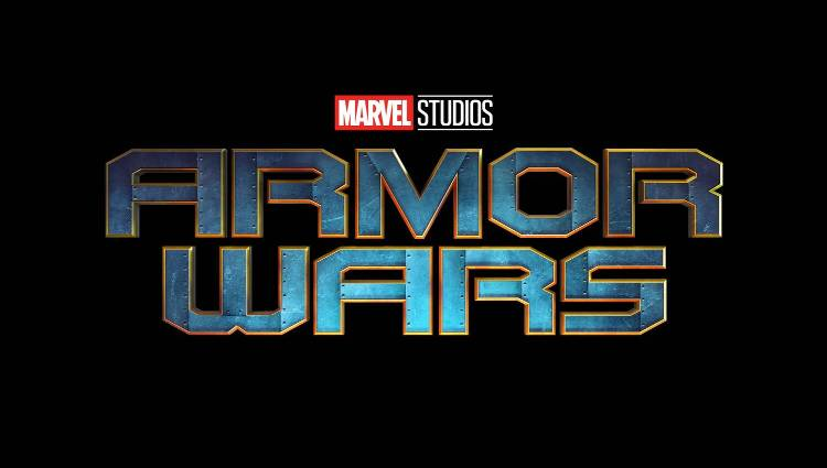 Marvel Studio's Armor Wars Series - logo