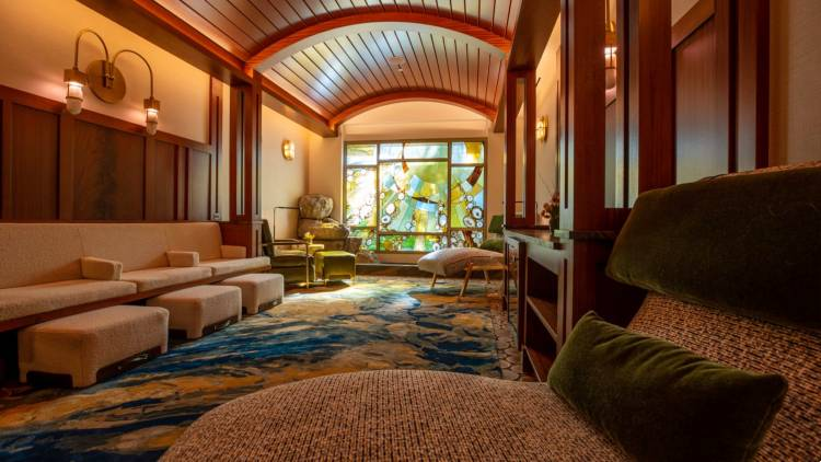 Tenaya Stone Spa at Disneyland's Disney's Grand Californian Hotel