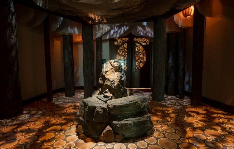 Tenaya Stone at Tenaya Stone Spa at Disneyland's Disney's Grand Californian Hotel