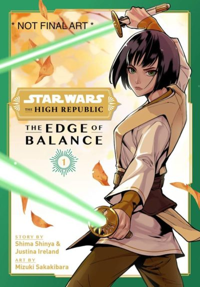Free Comic Book Day - STAR WARS HIGH REPUBLIC: GUARDIANS WHILLS