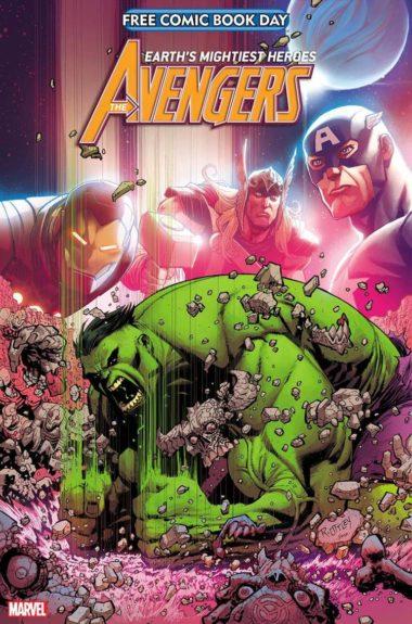 Free Comic Book Day - Avengers/Hulk #1