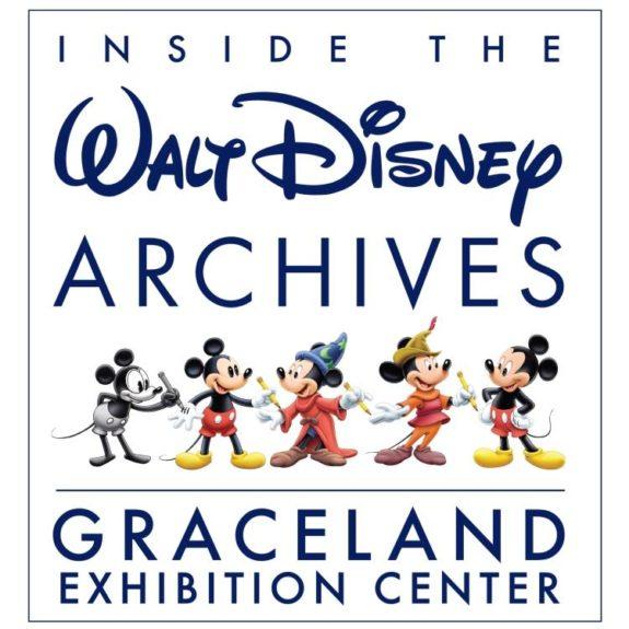 Inside the Walt Disney Archives Exhibition Opens in Memphis, TN