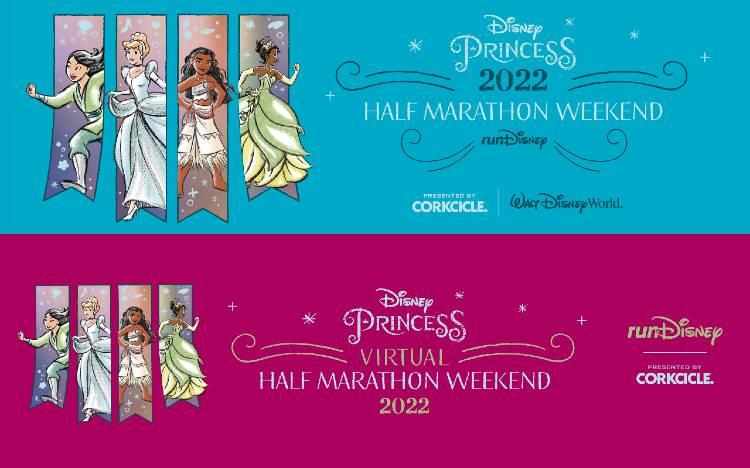 2022 runDisney Princess Half Marathon at Walt Disney World