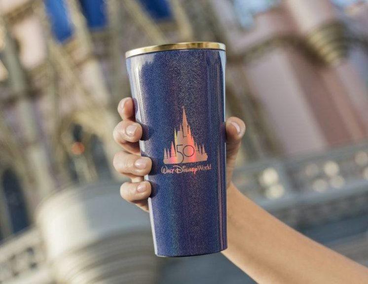 Walt Disney World 50th Anniversary Merchandise - Pre-Celebration Collection