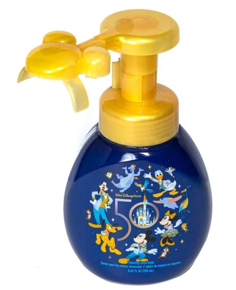 Walt Disney World 50th Anniversary Merchandise - Celebration Collection