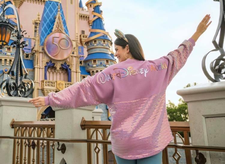 Walt Disney World 50th Anniversary Merchandise - EARidescent Collection