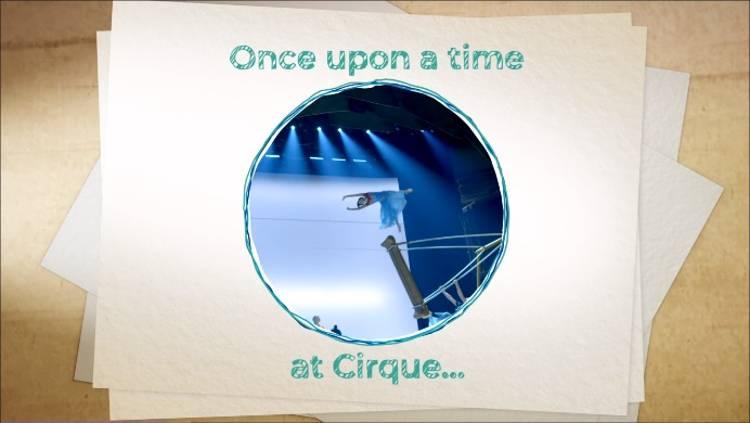 "Cirque du Soleil Debuts New ""Drawn To Life"" Webseries"