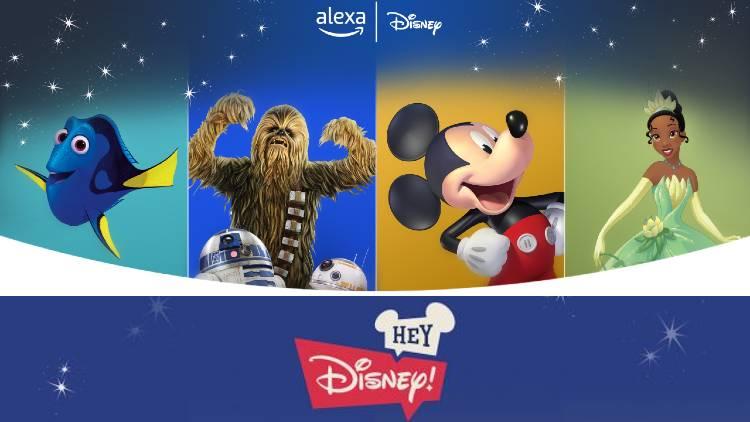 'Hey, Disney!' Voice Assistant
