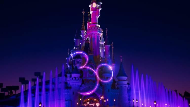 Disneyland Paris Celebrates 30th Anniversary