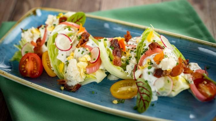 Baby Iceberg Wedge Salad