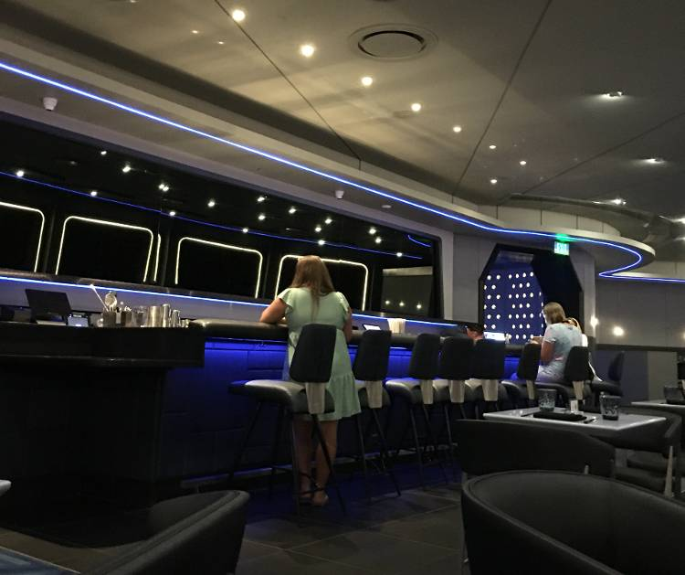 Space 220 at EPCOT - Lounge