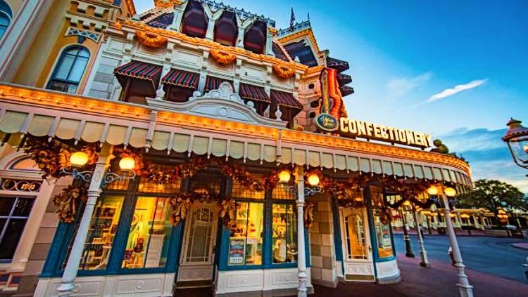 Main Street Confectionery at Magic Kingdom