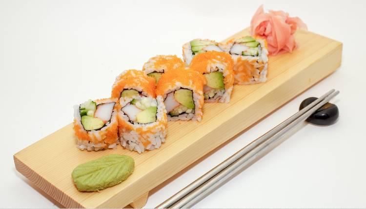 Swan and Dolphin Food & Wine Classic -  Kimono's Dragon Roll