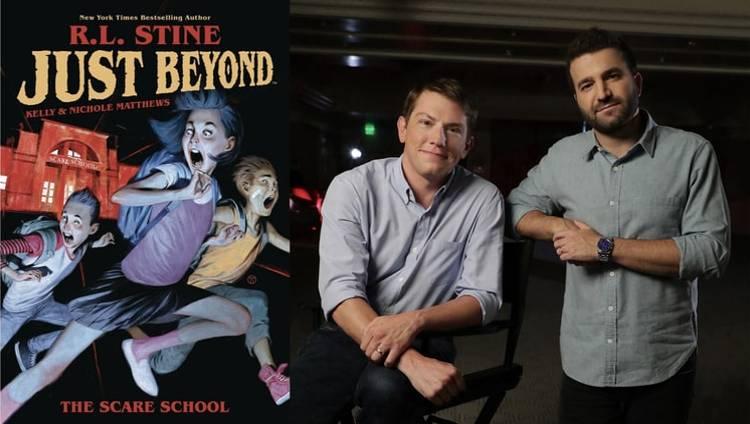 Disney+ - R.L. Stine's Just Beyond