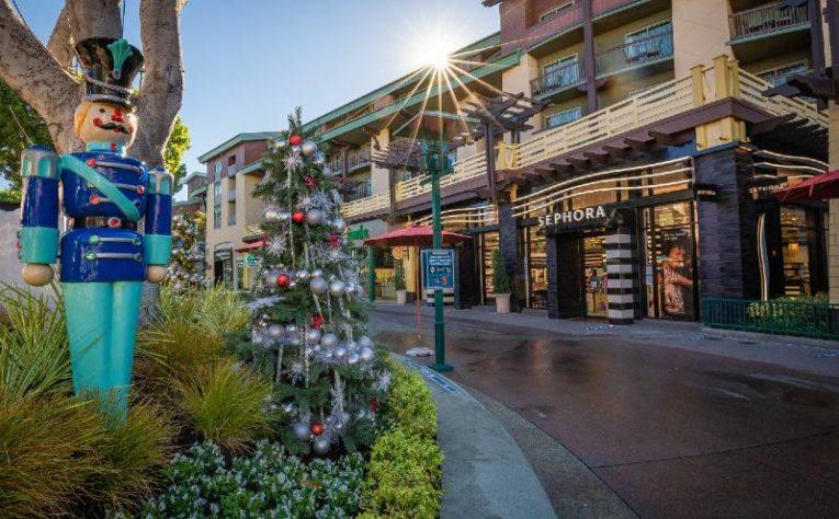 Disneyland Celebrates the Holidays - Downtown Disney