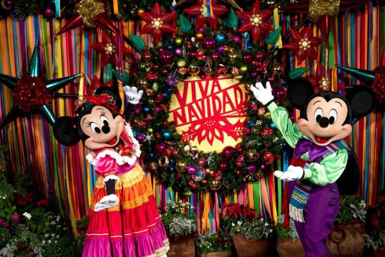 Disneyland Celebrates the Holidays - Disney ¡Viva Navidad!