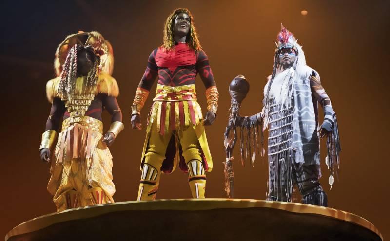 The Lion King: Rhythms of the Pride Lands at Disneyland Paris