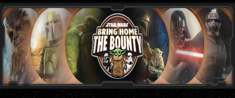 'Bring Home the Bounty' Star Wars Holiday Gift Promotion