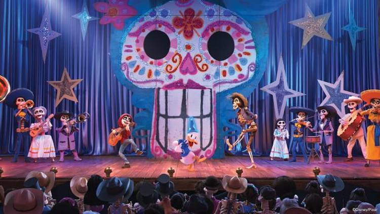 Coco is now a part of Mickey's PhilharMagic Concert