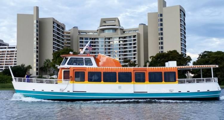 Walt Disney World - Tradewinds watercraft
